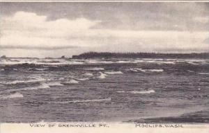 Washington Moclips View Of Grennville Port