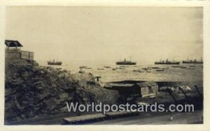 Dated 1926 Vista de Mollendo, Peru Writing on back