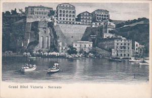 Italy Sorrento Grand Hotel Victoria