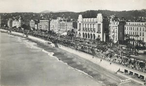 Postcard France cote d'Azur Nice la promenade des Anglais