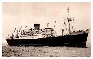 T.S.S. Media , Cunard Line  , RPC