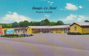 Kentucky Grayson Shangri-La Motel