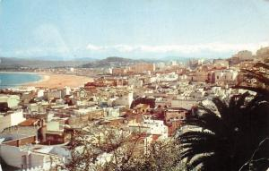 Morocco Tanger View of City from the Kasbah Alcazaba Panorama