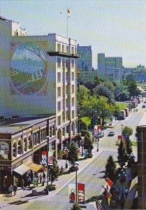 Canada Government Street Victoria British Columbia