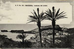 portugal, MADEIRA FUNCHAL, Camara de Lobos (1910s) B.P. 128