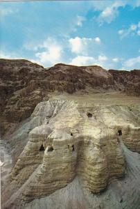 Qumran Caves, Jordan, 1950-1970s