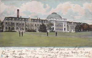 NEW YORK, PU-1908; Cornell University, Sibley College