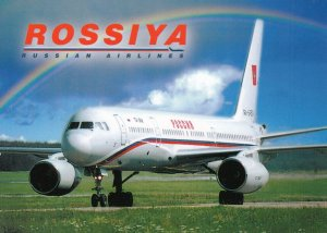 ROSSIYA Russian Airlines Airplane , 80-90s