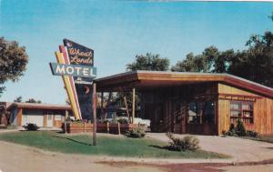 GARDEN CITY , Kansas, 50-60s ; Wheat Lands Motel, east edge of City