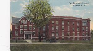 The Monmouth Hospital, Monmouth, Illinois, PU-1916