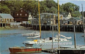 Inlet in Kennebunkport, Maine