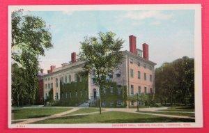 University Hall, Harvard College, Cambridge MA Postcard (#2738)
