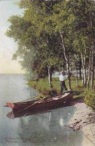 Indiana Winona Lake A Beauty Spot