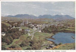 Clifden, Twelve Pins Mountains, Connemara, GALWAY, Ireland, 50-70's