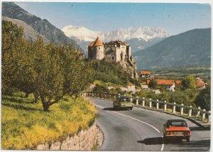 KASTELBELL, 587 m geg. Ifinger - 2581 m, Italy, used Postcard