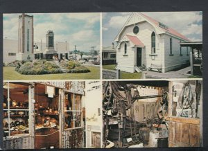 New Zealand Postcard - Views of Taihape RR5413