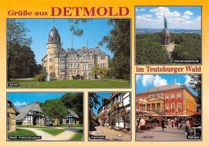 Detmold multiviews Hermannsdenkmal Rathaus Fachwerk Freilichtmuseum Schloss