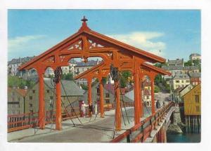 The Old City Bridge, Trondheim, Norway, 1940-1960s