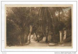Misserghin, Algeria, Grotte de la Vierge, 1910s