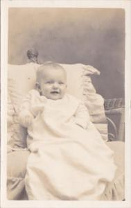 Young Baby Grace Perry 6 Months Old Real Photo