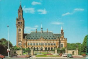 Netherlands Den Haag Palace Of Peace