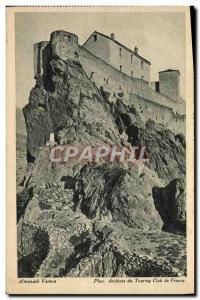 Old Postcard Corte Citadel