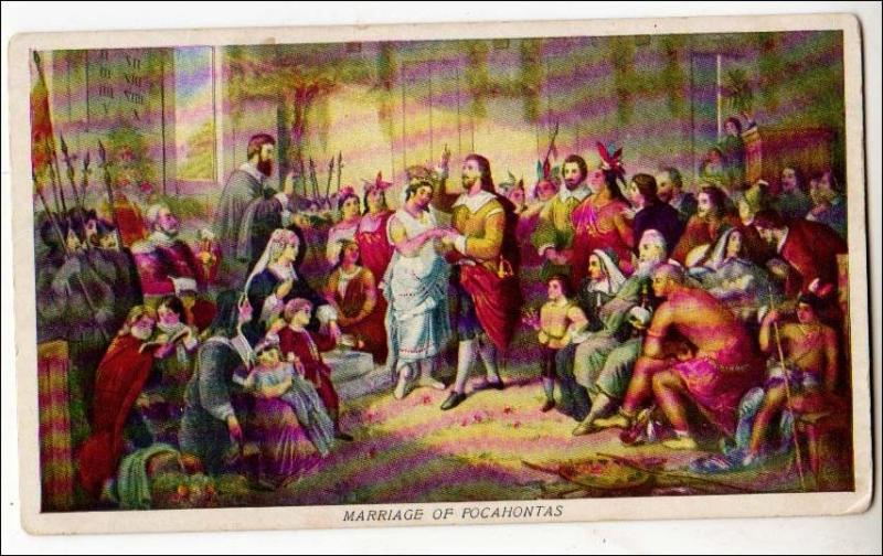 Marriage of Pocahontas, Prudential Insurance Co