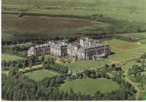 Post Card Scotland Perthshire Gleneagles Hotel Golf