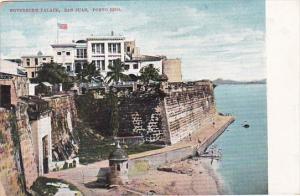 Governor's Palace San Juan Perto Rico