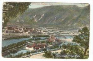 View Of Glenwood Springs, Colorado, PU-1908