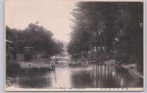 Nagasaki, Japan, View of Wakana River in the Mogi (Pre WWI)