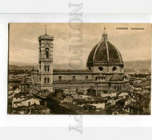 3039142 ITALY Firenze Cattedrale Vintage PC