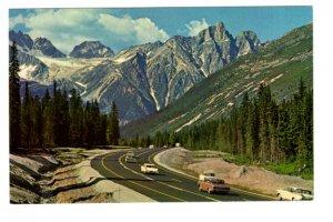 Selkirk Range, Rogers Pass, British Columbia