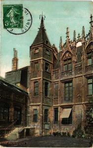CPA ed. AQUA ROUEN Hotel Bourghteroulde (214789)