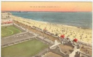 The Life at the Ocean, Atlantic City, New Jersey, 1900-10s