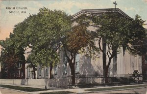 MOBILE, Alabama, 1900-10s; Christ Church