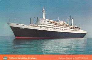 Deluxe Flagship Rotterdam, Holland-America Line, 50-70´s
