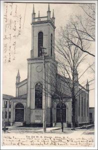 Old M.E.Church, Attica NY
