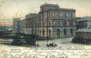 Dusseldorf Germany, Deutschland Postcard Kunstacademie  Kunstacademie