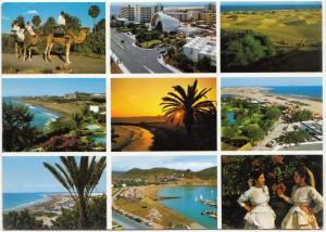 Spain, Souvenir de Gran Canaria, 1979 used Postcard