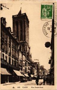 CPA CAEN - Rue St-Jean (515861)