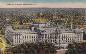 Library Of Congress Washington D C