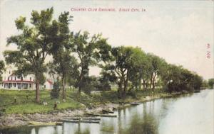 Iowa Sioux City Country Club Grounds