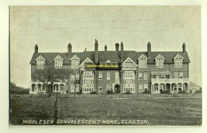 tp2763 - Middlesex Convalescent Home , Clacton-on-Sea , Essex - postcard