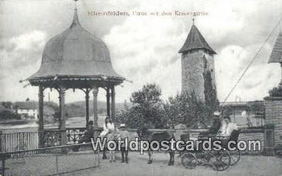 Partie aus dem Kronengarten Rheinfelden Germany Unused