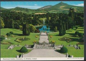 Ireland Postcard - Powerscourt Gardens, Enniskerry, Co.Wicklow  RR2883