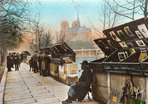 France Paris en Flanant Les bouquinistes du quai de la Tournelle BS.PC.17