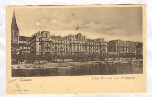 Hotel National und Promenade, Luzern, Switzerland, 00-10s
