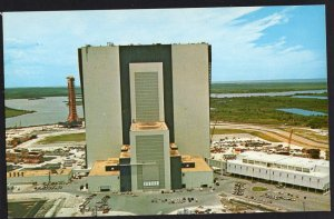 FL John F. Kennedy Space Center N.A.S.A. 52-story Vehicle Assembly Building