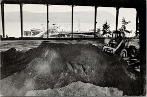 Cowichan Copper Company Sunro Mine Jordan River BC Shareholder 1966 Postcard D92
